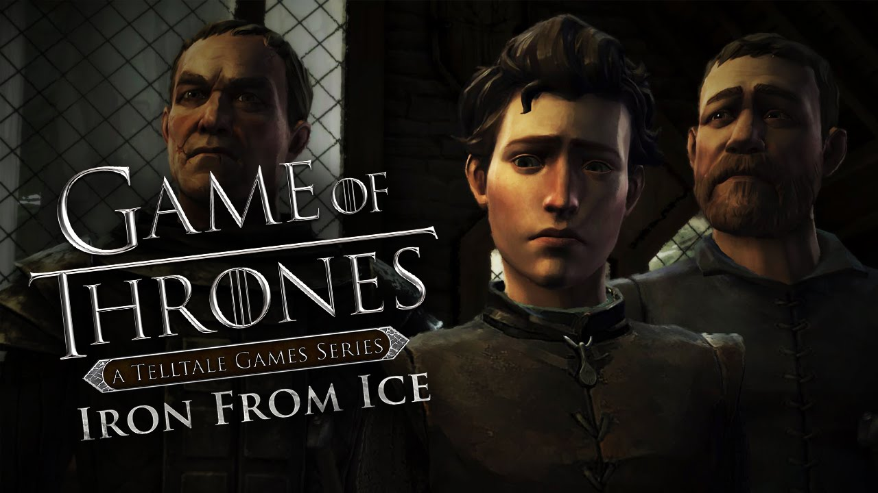game of thrones iron from ice