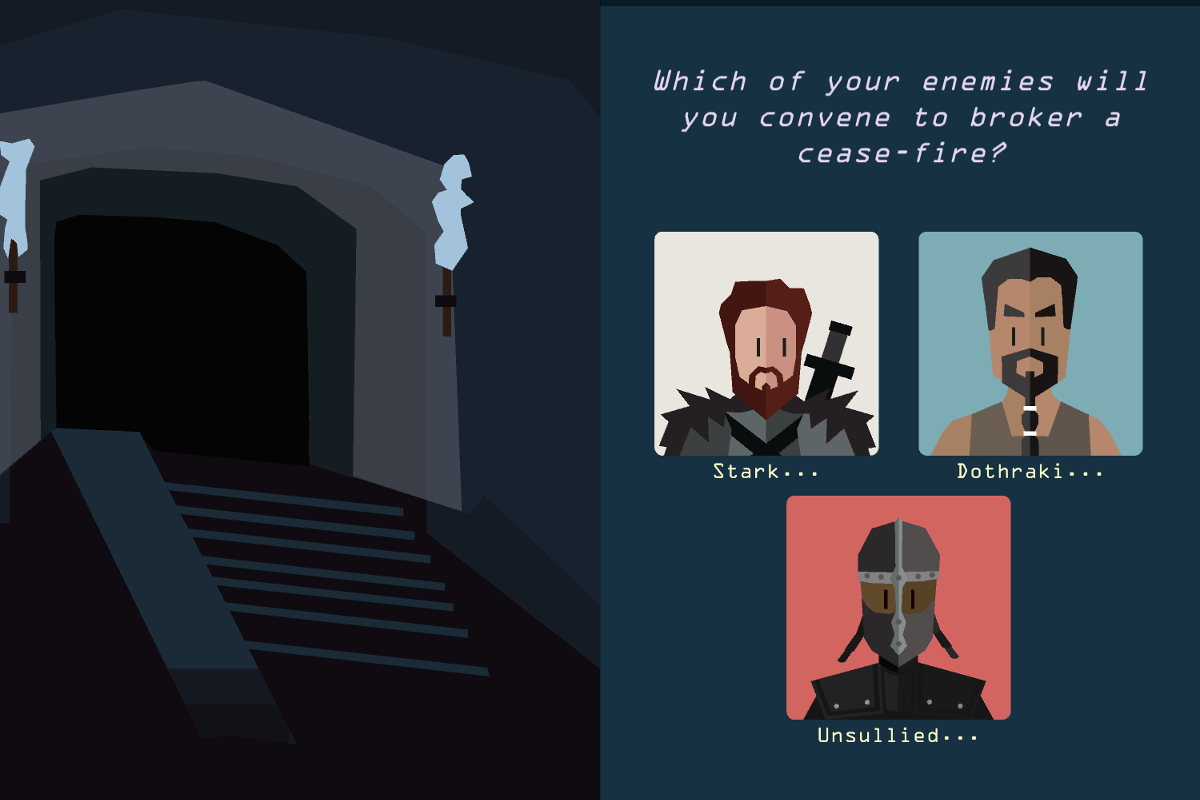 reigns game of thrones diplomacy