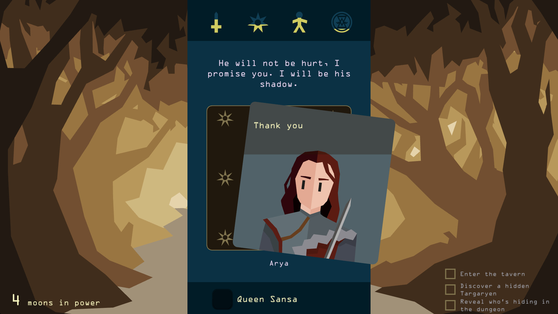reigns game of thrones gameplay