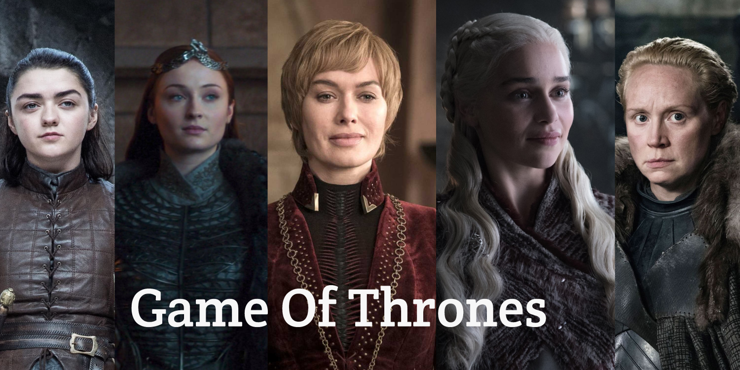 Game of Thrones strongest female characters