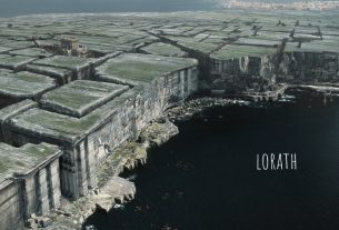 Lorath one of nine free cities